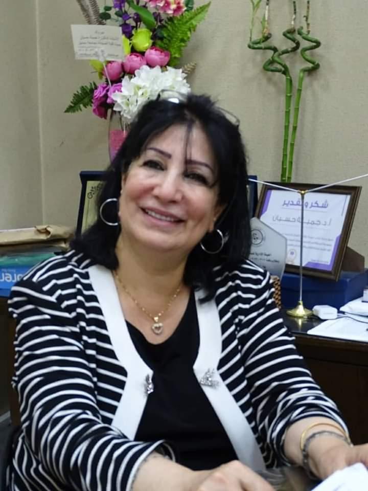 Prof.Dr. JAMILEH. HSIAN