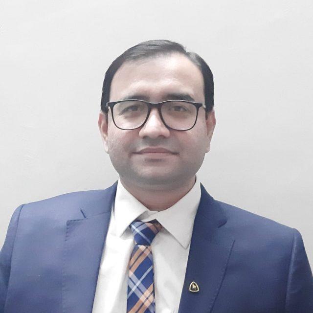 Dr. Ishan Y. Pandya